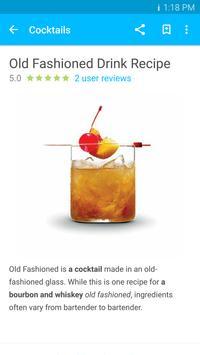 Cocktail Recipes Free Drink DB screenshot 3