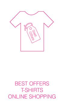 Best Offers T-shirts poster