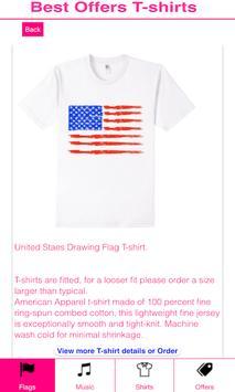 Best Offers T-shirts screenshot 1