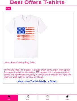 Best Offers T-shirts screenshot 5