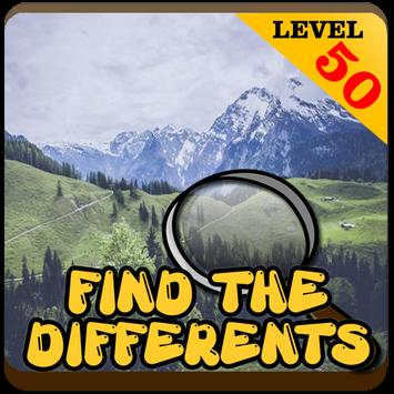 Find Differences Scenery lv 50 apk screenshot