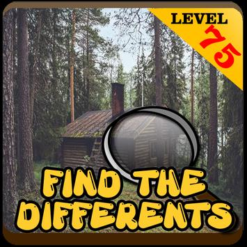 Find Differences Scenery lv 75 apk screenshot