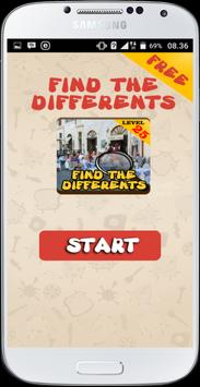 Find Differences People lv 25 poster