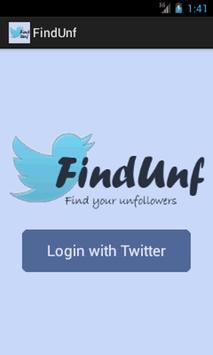 FindUnf poster