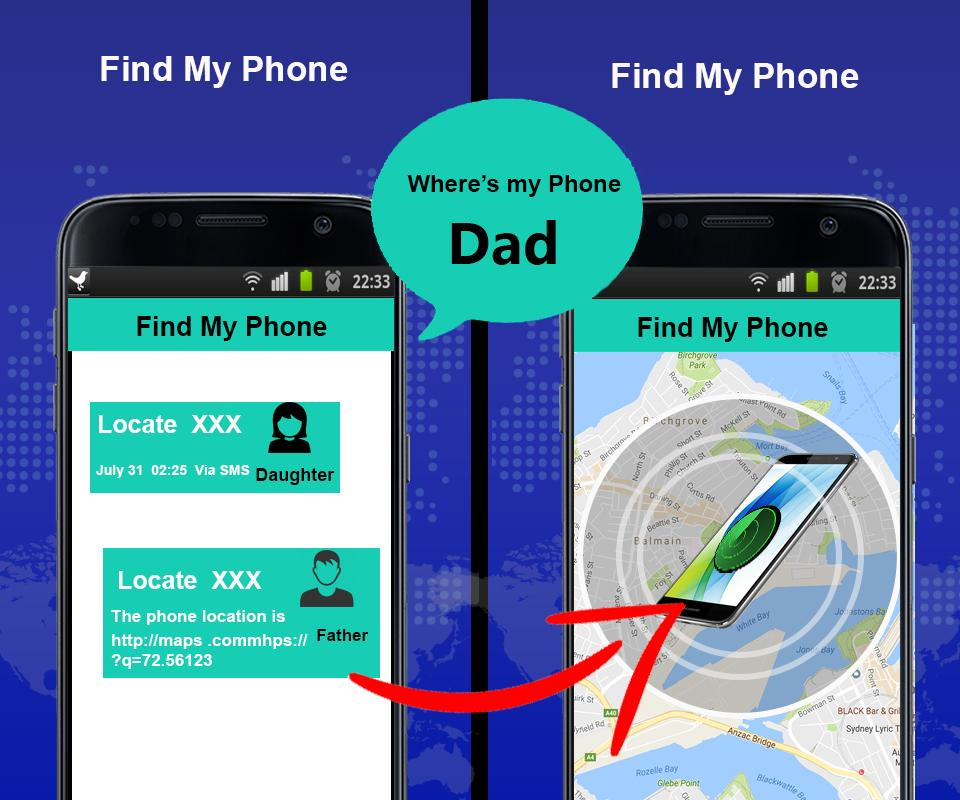 Find My Phone - Phone Device Locator for Android - APK Download