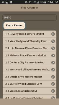 Find A Farmer apk screenshot