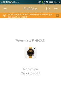 FINDCAM poster