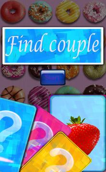 Find Couple poster