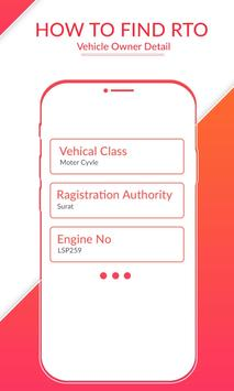How to Find RTO Vehicle Owner Detail screenshot 3