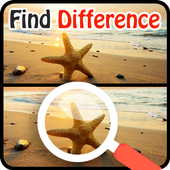 Find Difference : Beach icon