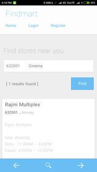 FindMart apk screenshot
