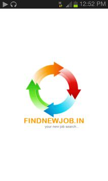 Findnewjob.in poster