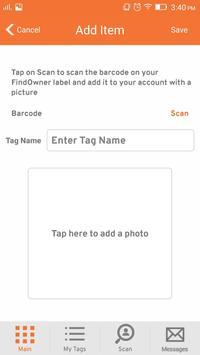 FindOwner apk screenshot