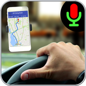 Voice GPS Live Navigation & Tracking Maps icon
