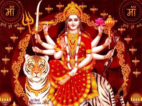 Maa Durga Wallpapers Apk Screenshot