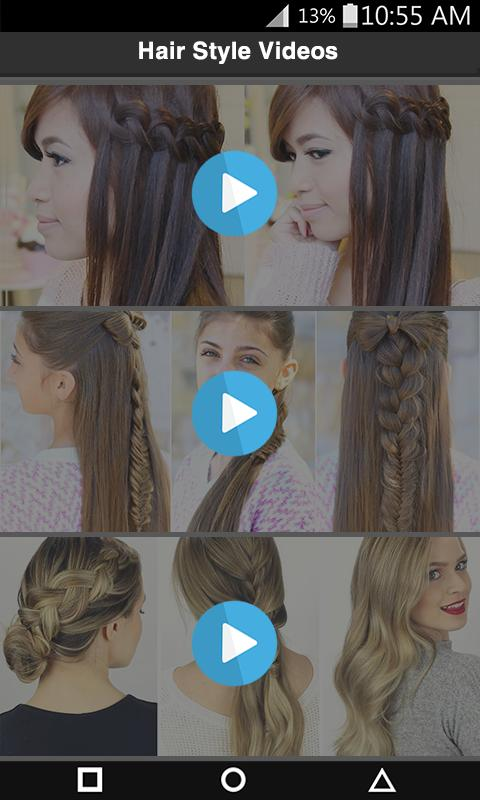Easy Girls Hair Styles Video Tutorial 2018 For Android Apk Download