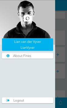 Fines apk screenshot