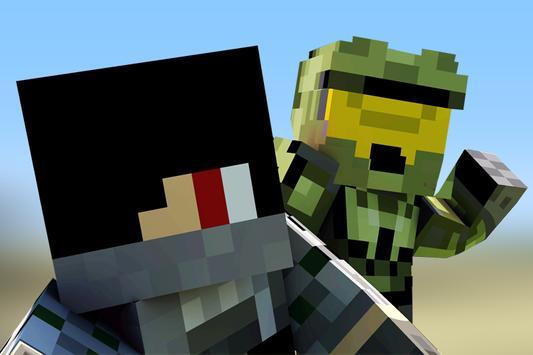 Military skins for Minecraft screenshot 2