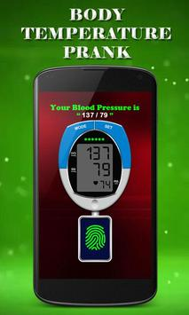 Finger Body Temperature Prank screenshot 13