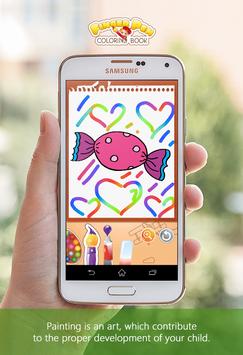 FingerPen 🎨 Coloring book for kids screenshot 14