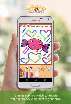 FingerPen 🎨 Coloring book for kids screenshot 6