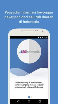 JobsIndonesia apk screenshot