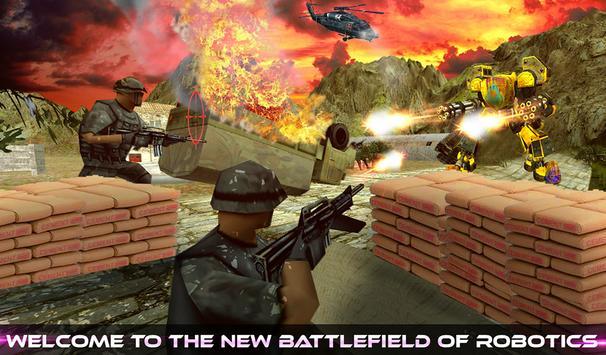 Army Robot  3D screenshot 12