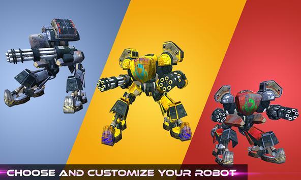 Army Robot  3D screenshot 3