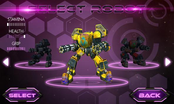 Army Robot  3D screenshot 4