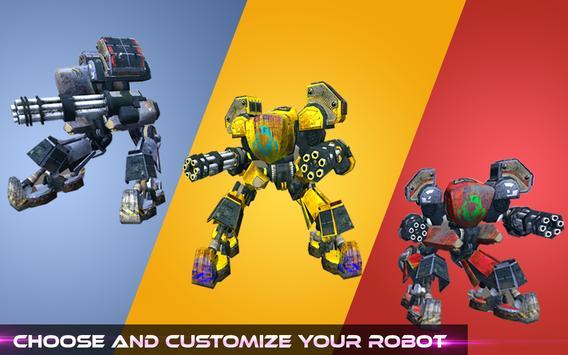 Army Robot  3D screenshot 8