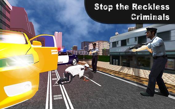Traffic Police Car Chase apk screenshot