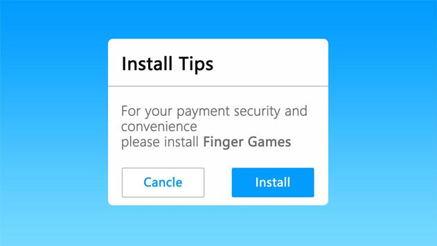 Finger Games screenshot 1