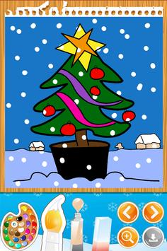 Christmas Coloring Book apk screenshot