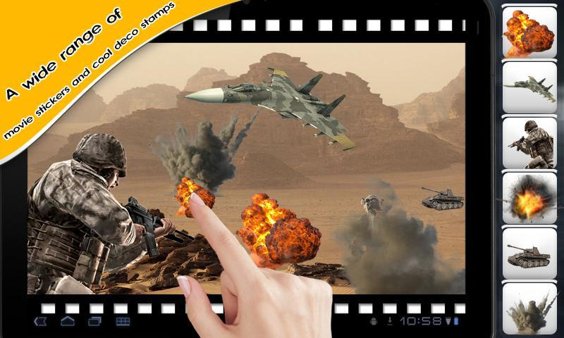 Action Movies Fx Editor for Android - APK Download
