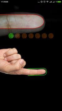 Fingerprint AppLock (Real) apk screenshot