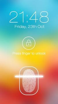Fingerprint Lock Screen screenshot 18