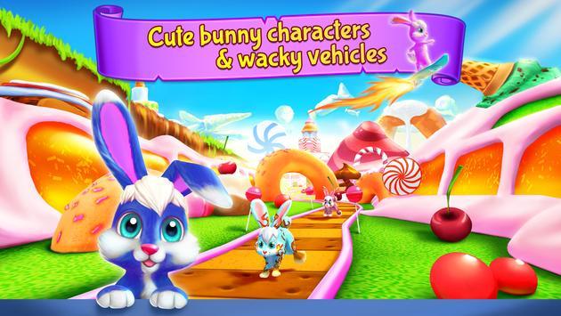 Wonder Bunny Math: 3rd Grade poster