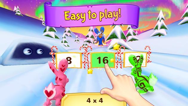Wonder Bunny Math: 3rd Grade apk screenshot