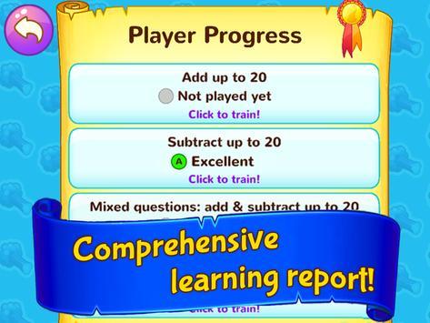 Wonder Bunny Math: 1st Grade apk screenshot