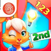 Wonder Bunny Math: 2nd Grade icon