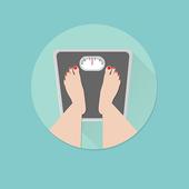 قياس الوزن بالبصمة 2016 Prank icon