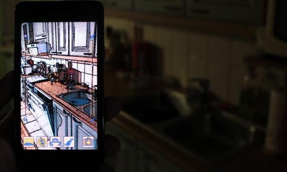 Cartoon Camera screenshot 1