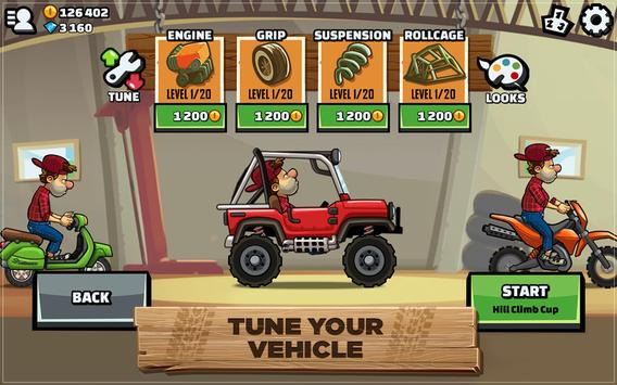 Hill Climb Racing 2 apk screenshot