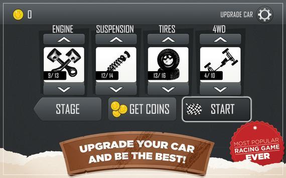 Hill Climb Racing screenshot 16