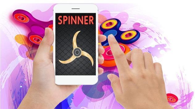 Fidget Spinner Let Go screenshot 1