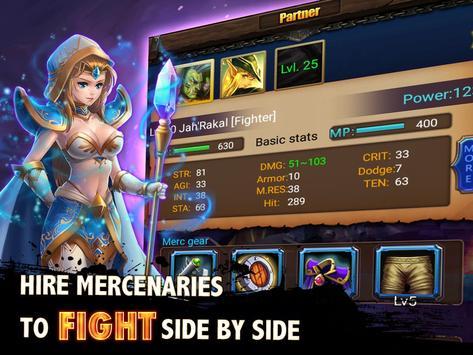 Endless Battle apk screenshot