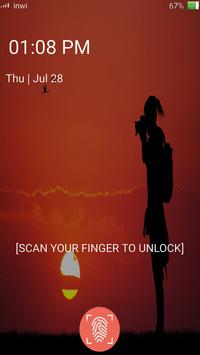 Fingerprint Lock Screen- Prank apk screenshot