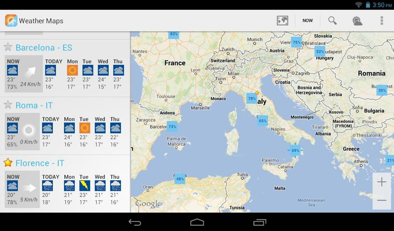 Weather maps beta apk download free weather app for android weather maps beta apk screenshot gumiabroncs Gallery
