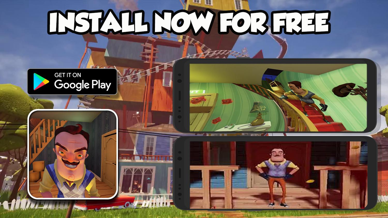 New Guide Hello Neighbor Roblox 2018 For Android Apk