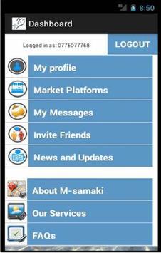 Msamaki apk screenshot